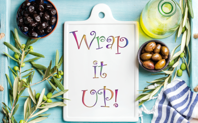 Cooking Workshop! Simple and easy wraps!